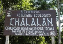 CHALALAN LODGE – ABENTEUER IM BOLIVIANISCHEN REGENWALD