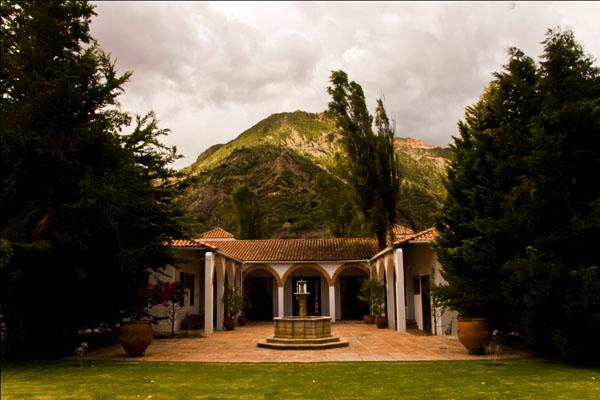 DM Andino Hotel Hacienda & Spa