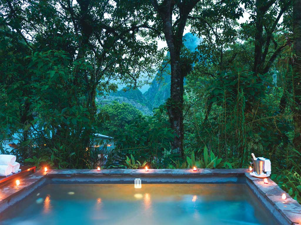 Belmod SANCTURAY LODGE Machu Picchu