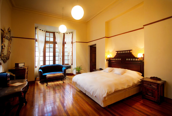 Hotel Consulado La Paz Bolivien